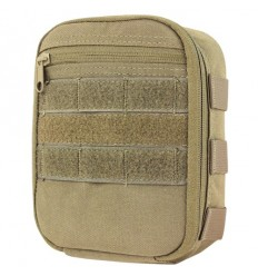 Condor - Organizer Side Kick Pouch - Coyote Tan - MA64-003