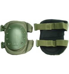 Mil-Tec Plus - Ochraniacze Kolan - Delta - Zielony OD