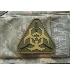 MIL-SPEC MONKEY - Naszywka Outbreak Response Team - PVC