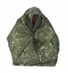 BCB - Koc ratunkowy / Survivalowy - Blanket Olive Drab/Silver Foil - CL039