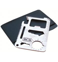 BCB - Karta wielofunkcyjna / Survivalowa - Mini Work Tool CM024